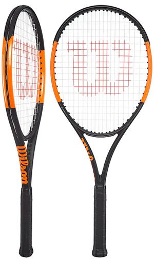 Wilson Burn 100LS - Best Baseline Beginner Racquet