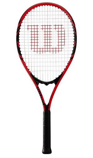 Wilson Federer Tennis Racquet - Best Beginner Adult Racquet