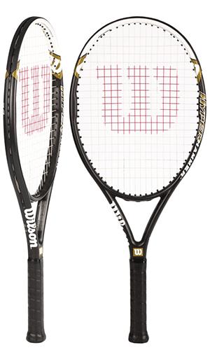 Wilson Hyper Hammer 5.3 - Best Power Control Beginner Racquet