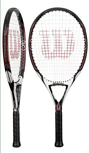 Wilson K Zero - Best Beginner Power Racquet