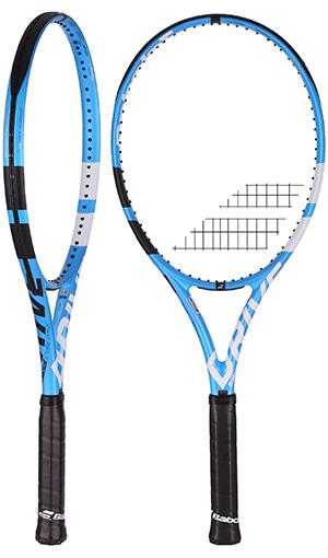 Babolat Pure Drive - Best Power-Control Intermediate Racquet