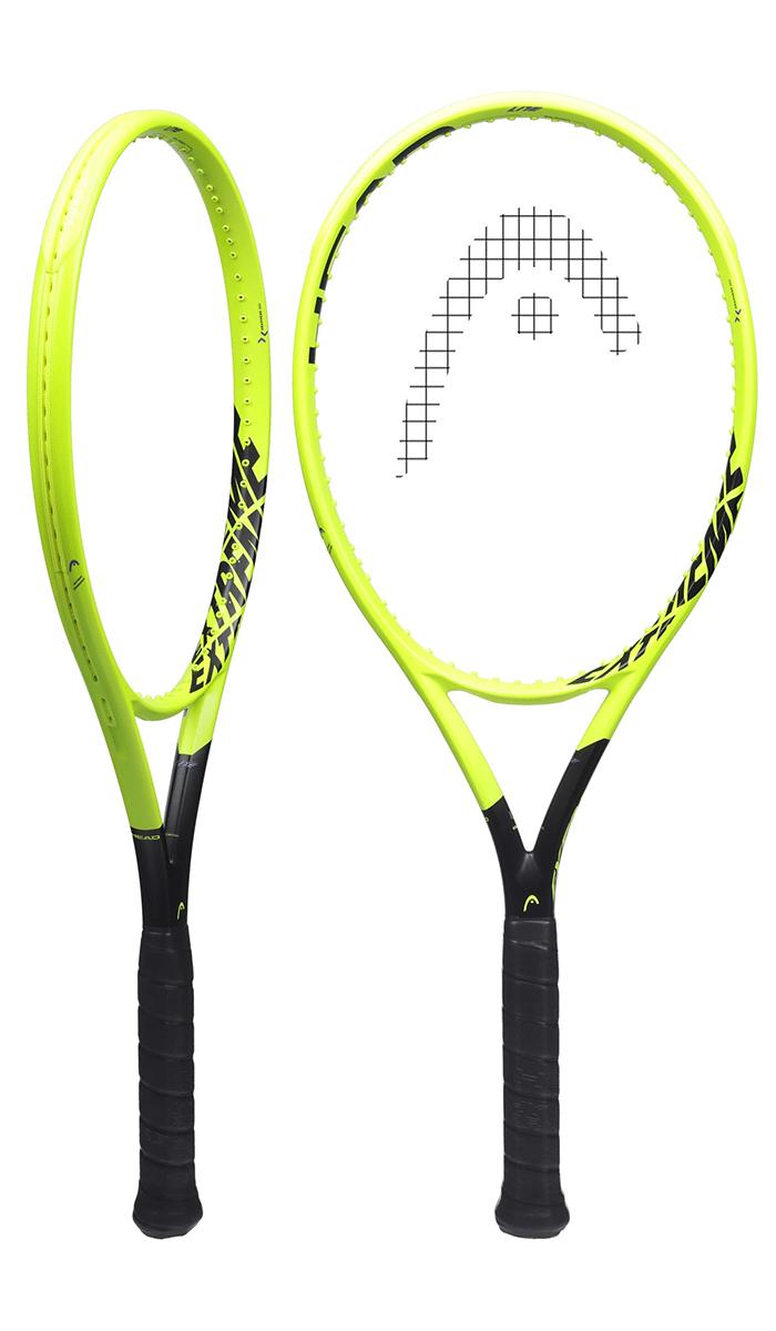 HEAD Graphene 360 Extreme MP - Best Spin Intermediate Racquet