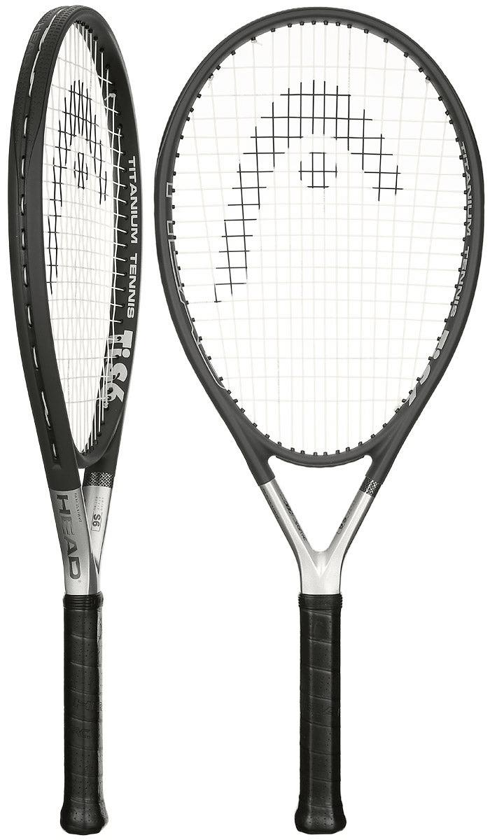 Head Ti. S6 - Best Lightweight Intermediate Racquet