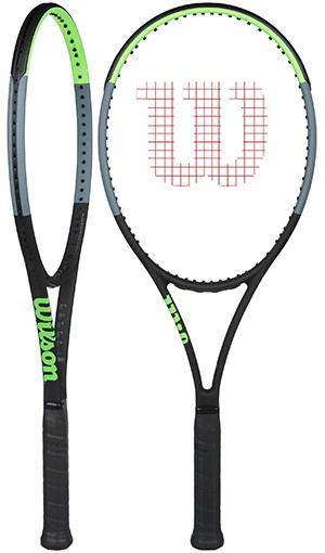 Wilson Blade 98 v7 - Best Advanced Tennis Racquet for Comfort