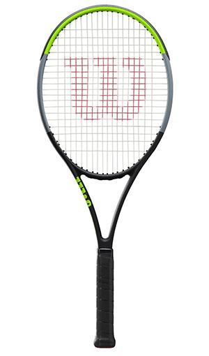 Wilson Blade SW104 Autograph CV - Best Advanced Racquet for Quick Technical Players