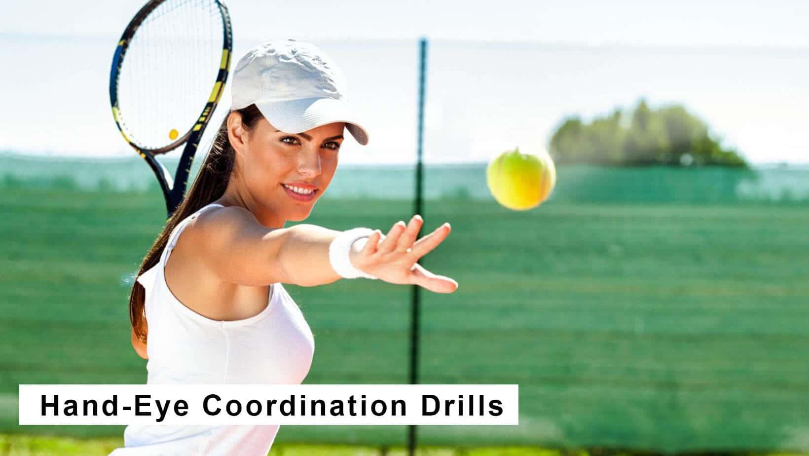 hand eye coordination drills