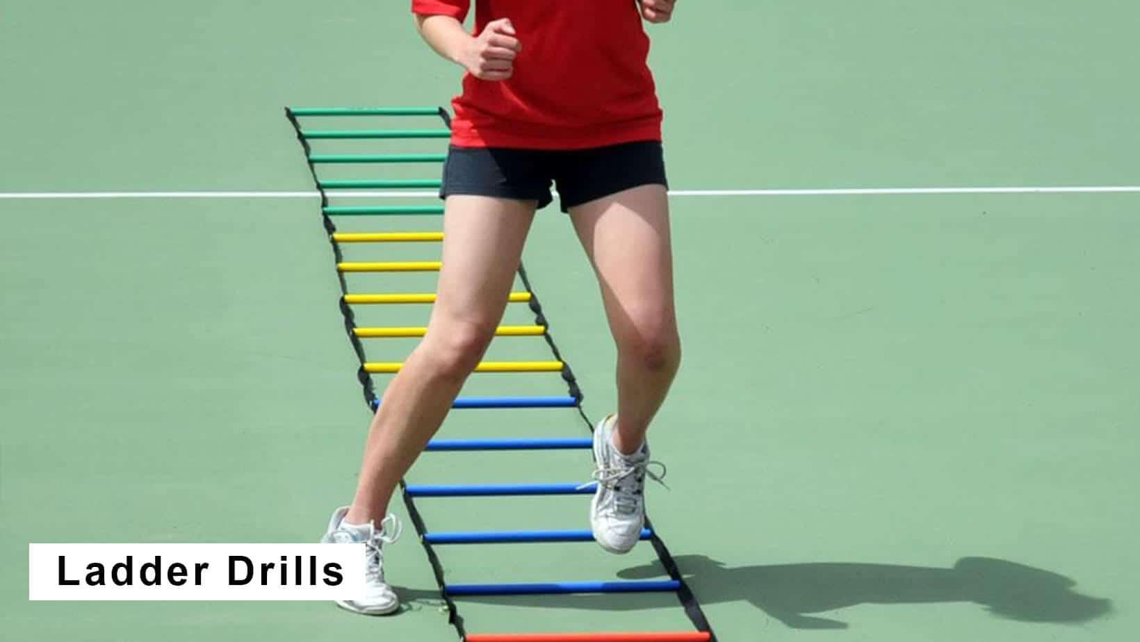 tennis ladder drills