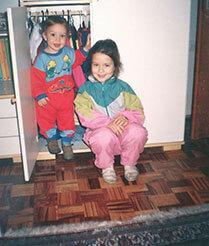 Ana Ivanovic Childhood Picture 3