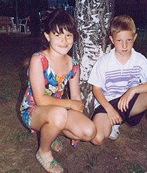 Ana Ivanovic Childhood Picture 5