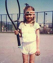 Anna Kournikova Childhood Picture 2