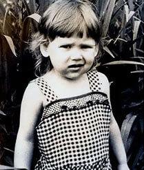 Anna Kournikova Childhood Picture 4
