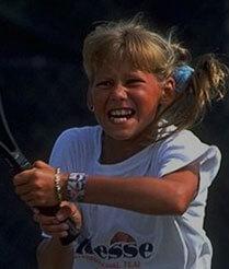 Anna Kournikova Childhood Picture 5