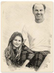 Ashley Harkleroad Childhood Picture
