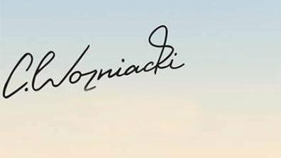 Caroline Wozniacki Signature