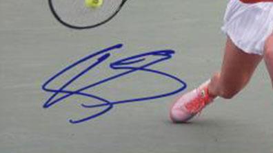 Elina Svitolina Signature