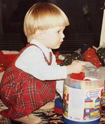 Eugenie Bouchard Childhood Picture 1