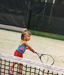 Eugenie Bouchard Childhood Picture 3