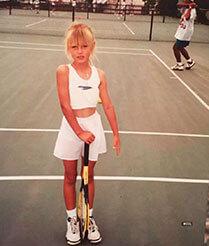 Maria Sharapova Childhood Picture 1