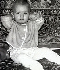 Maria Sharapova Childhood Picture 2