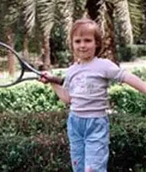 Maria Sharapova Childhood Picture 3