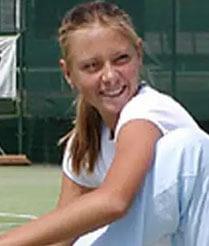 Maria Sharapova Childhood Picture 8