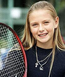 Maria Sharapova Childhood Picture 9