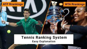Tennis Ranking System